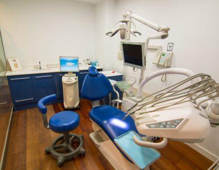 dentistas en san chinarro