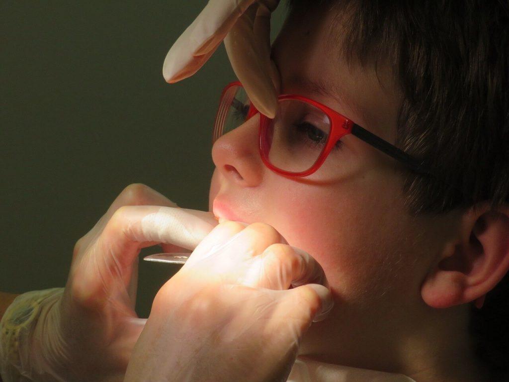 ortodoncia a niño